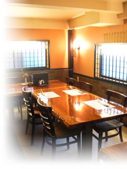日本料理さそう 内観画像